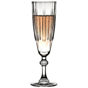 ESPIEL (CAM1024) DIAMOND CHAMPAGNE GLASS 170CC 20.6EK P576